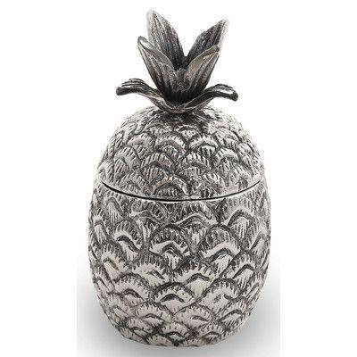 Star Home Pineapple Jar