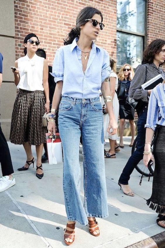 ¿Amante De Los Jeans? Esta Es La Tendencia Que Dominará Este 2018! | Cut & Paste – Blog de Moda