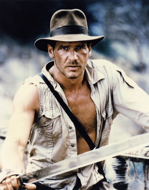 Raiders of the Lost Ark.  Harrison Ford - enough said.
