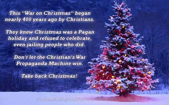 """This """"war""""..."""