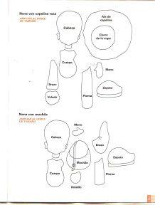 Porcelana Fria ... Modelado muñecas - codruta crina - Picasa Web Albums