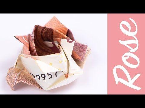 Geldgeschenk Hochzeit Hemd Mit Krawatte Aus Geldschein Falten Youtube Geld Falten Geld Falten Anleitung Geld Falten Hochzeit