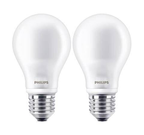 Ampoule Led E27 Philips Lighting 8718696472224 7 W 60 W Blanc