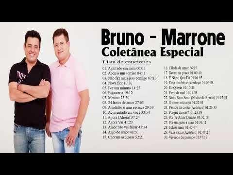 Bruno Marrone Coletanea Especial Las Mejores Canciones