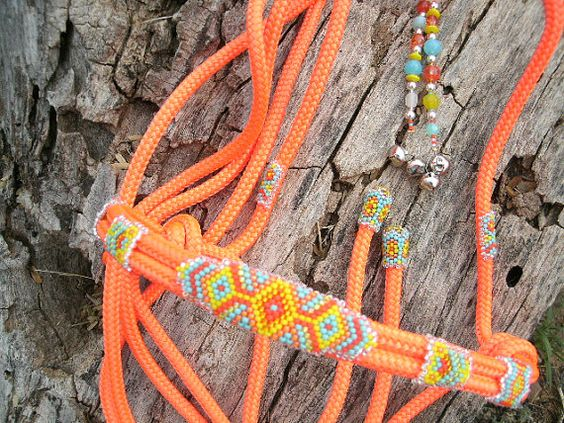 horse rope halter how to make