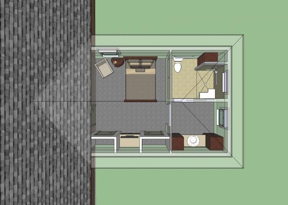Wheelchairs mothers and house plans on pinterest for Average cost of in law suite addition