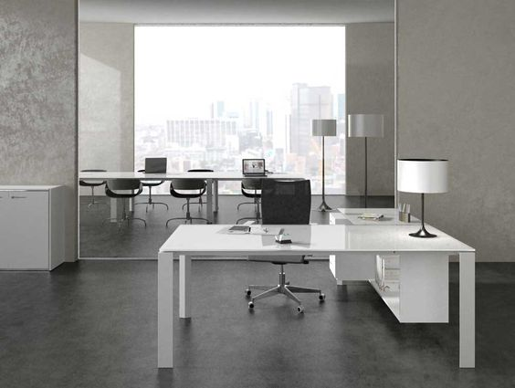 contemporary office desk furniture. contemporary executive office desk audience executive haworth europe optym workspace pinterest furniture