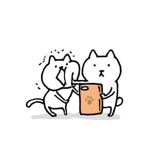 どれどれ売れてるかな まるとしっぽのLINEスタンプ発売中 プロフィール欄にURL貼ってます  #art #illust #illustration #lineスタンプ #creator #original #drawing #unoki #kawaii  # #comic  #japan #cat # #猫 #アート #ペン #らくがき #イラスト #絵 #うのき #まるとしっぽ #スタンプ by u_n_o_k_i
