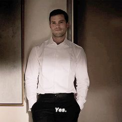 148 DAYS 'TILL #FiftyShadesDarker I just don't have words. . . .  #ChristianGrey 💝💝💝