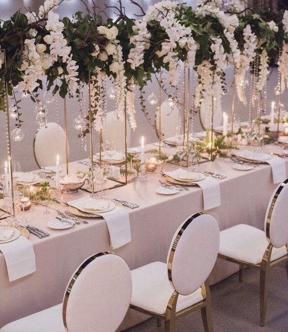 Wedding Reception Ideas In 2020 Table Centerpiece Decorations Wedding Decor Elegant Wedding Centerpieces