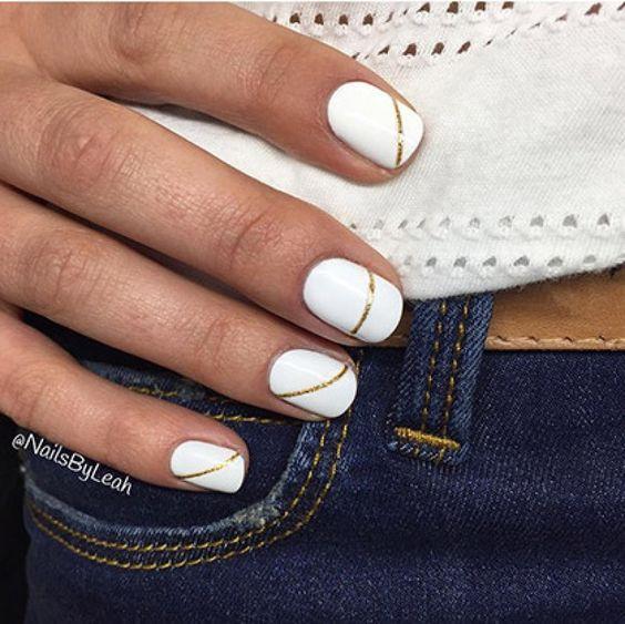 20 idées de Nails Art à adopter cet été ! - Les Éclaireuses
