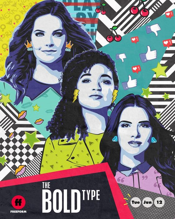 The boldest women in New York City. #TheBoldType #Season2