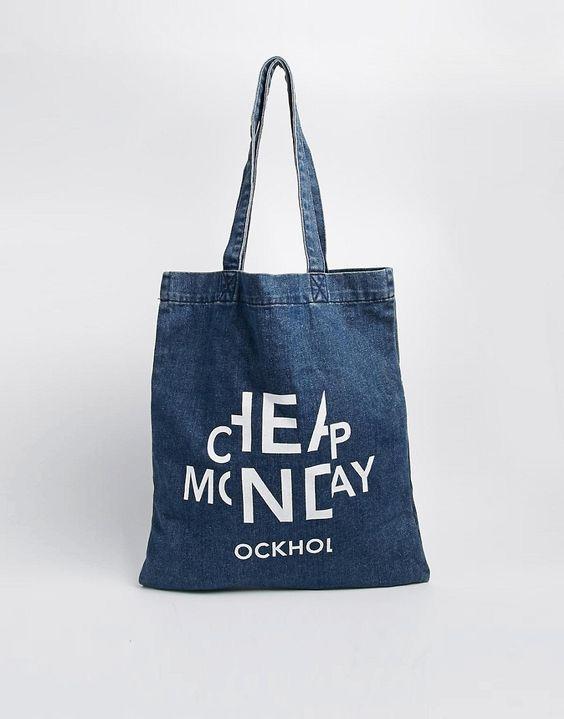 Cheap+Monday+Tote+Bag