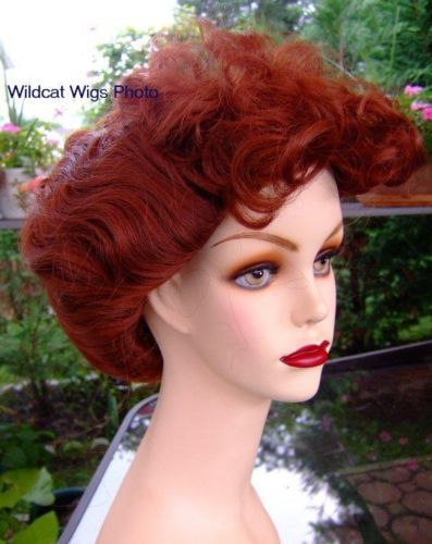 Beautiful, Wigs and Theatres on Pinterest