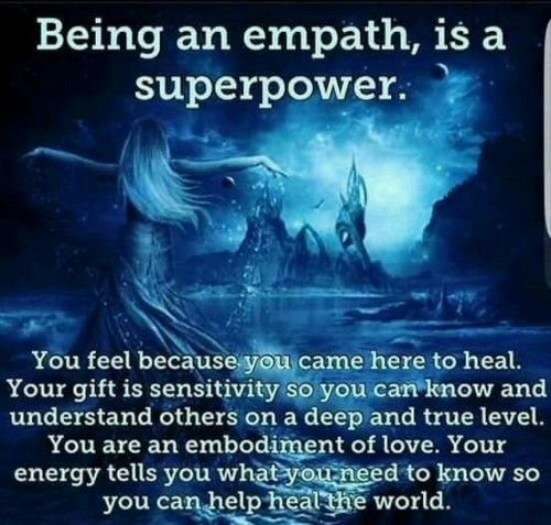 39++ I m an empath now what trends