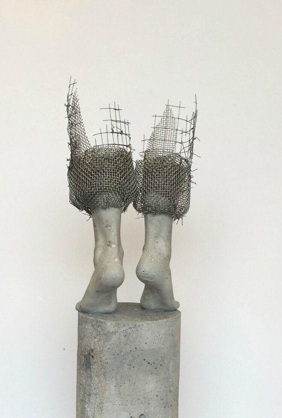Las esculturas incompletas de Nele Kilde capturan las heridas de la infancia  - Cultura Inquieta en 2020 | Escultura figurativa, Esculturas, Escultura