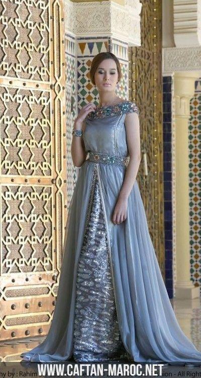 caftan robe chic attirante et blouissante caftan col. Black Bedroom Furniture Sets. Home Design Ideas
