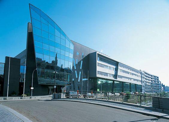 Campus reepkaai #azgroeninge #kortrijk