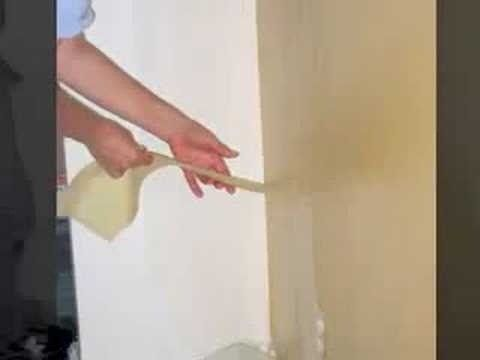 How to Remove vinyl wallpaper without a scoring tool