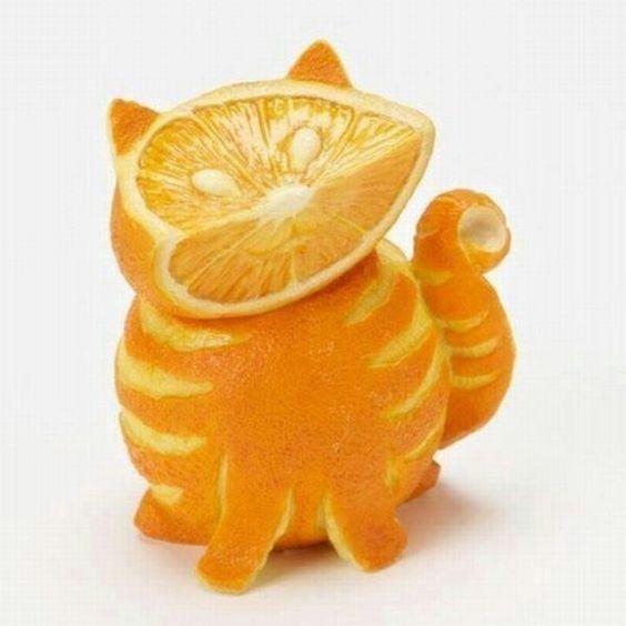 Orange Cat: