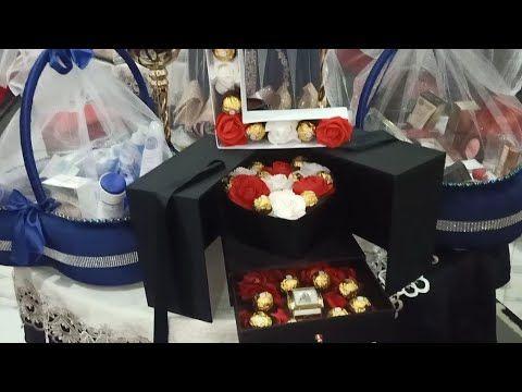 تحضيرات الخطوبة الكمال تلمسان مع التفاصيل Youtube Wedding Gifts Gift Wrapping
