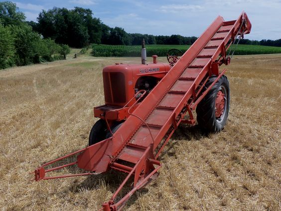 Pin By Shane Albertson On Allis Chalmers Old Farm Equipment Old