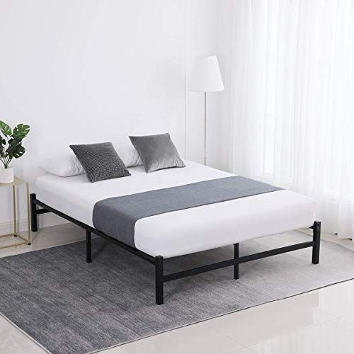 Amazing Offer On Greenforest 14 Platform Bed Frame Queen Heavy