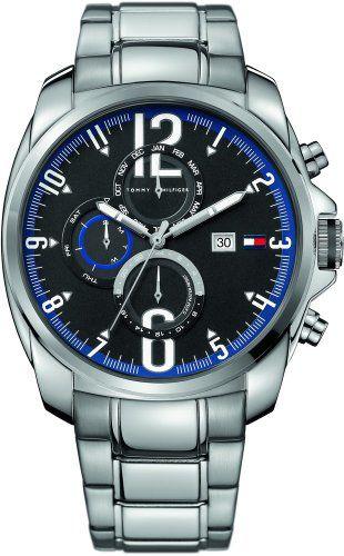 Tommy Hilfiger Sport Armbanduhr für Ihn Massives... - http://hilfigeruhren.gentlemanoutlet.com/tommy-hilfiger-sport-armbanduhr-fur-ihn-massives.html