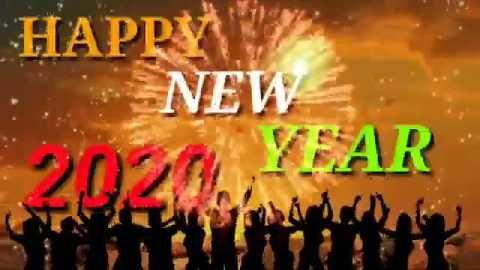 Happy New Year 2020 New Year Dance Whatsapp Status Best Happy New Year Whatsapp Status Video Download 2019 In 2020 Happy New Year Status Happy New Year 2020 Happy New