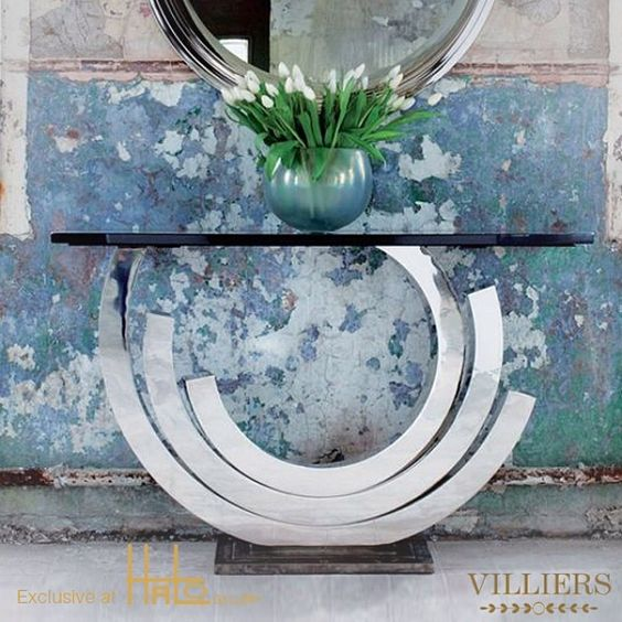 An amazing art piece that is unique for its vintage silver base and plinth with polished black granite top or polished nickel with polished black granite top. exclusively at #HaloGalleries