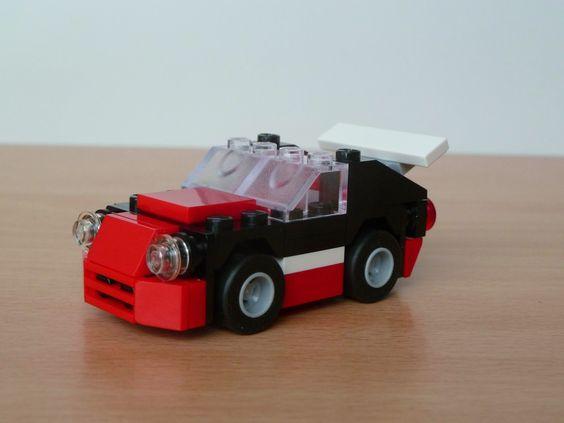 Totobricks: LEGO 30187 LEGO CREATOR Fast Car Promotional Polybag http://www.totobricks.com/2015/03/lego-30187-lego-creator-fast-car.html