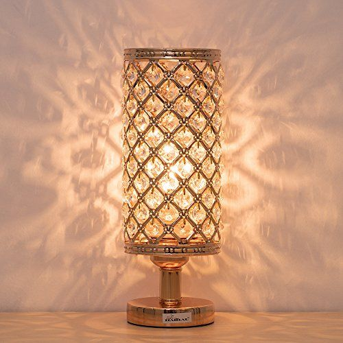 Sottae Luxurious Elegant Style Crystals Lamp Crystal Table Lamps Crystal Lamp Lamp