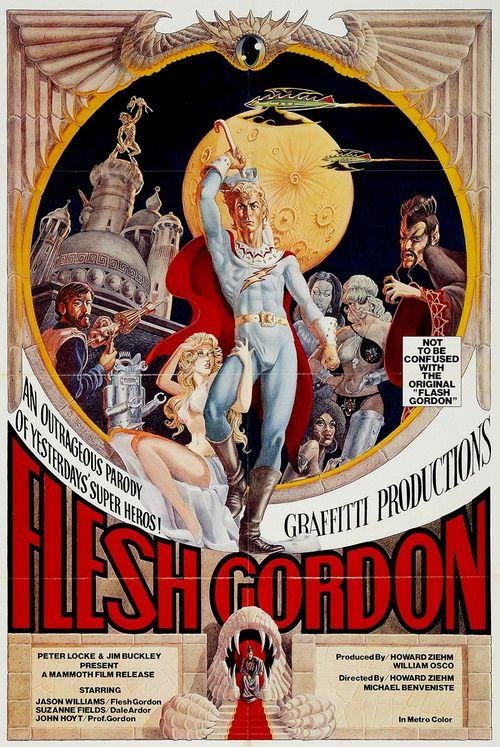 """Résultat de recherche d'images pour """"flesh gordon 1974"""""""