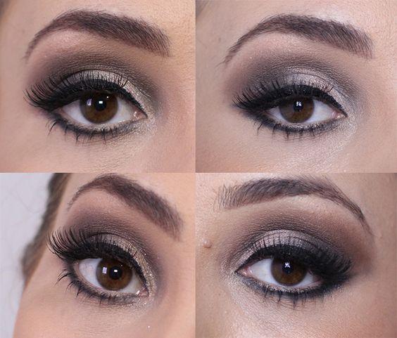 Tutorial de Maquiagem para formatura www.eucapricho.com