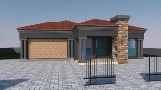 Incredible Project Ideas Building Plans Online South Africa 9 3 Bedroom House House Plans South Afri Tuscan House Plans Single Storey House Plans African House