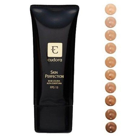 Base Liquida Alta Cobertura - Skin Perfection - Eudora