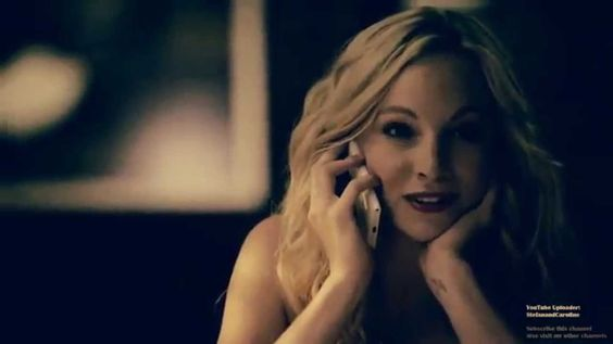 [TO|TVD] Klaus & Caroline || look at the mess I made [AU]