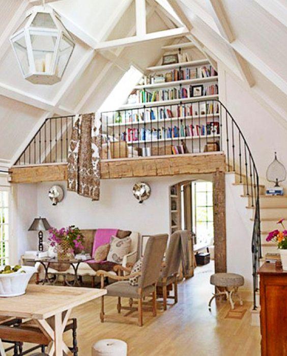Library loft!!