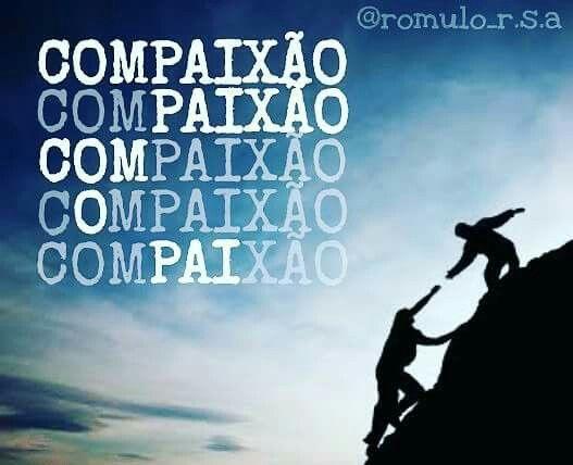 COMPAIXÃO PAIXÃO COM PIA @romulo_r.s.a