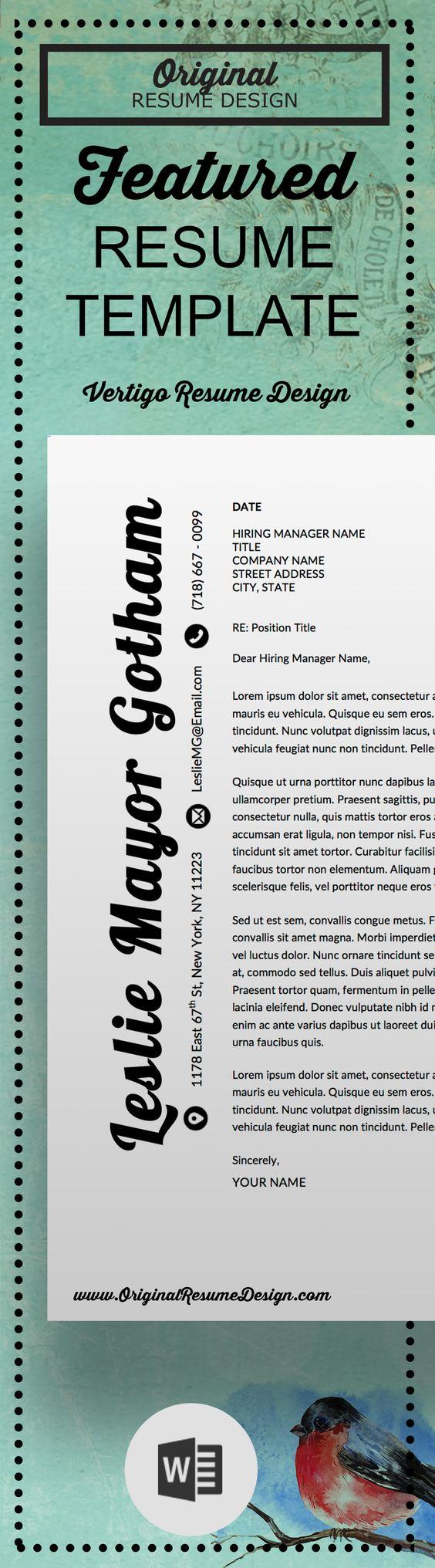 originalresumedesign com vertigo resume template features a originalresumedesign com vertigo resume template features a classy vertical header your