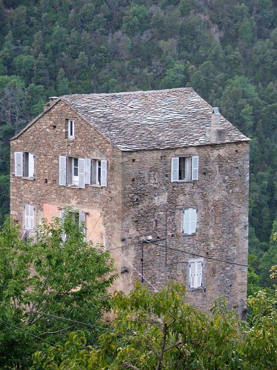 Zuani (Corsica )