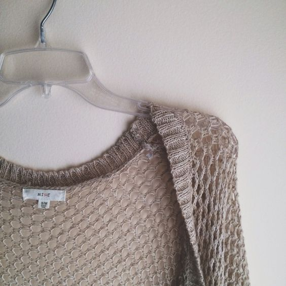 Fish Net Cardigan Long Cream Cardigan Sweaters Cardigans