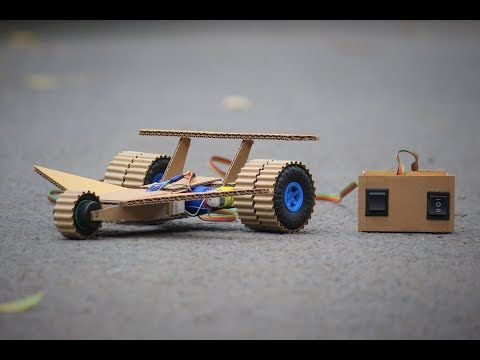 How To Make A Remote Control Car Youtube Remote Control