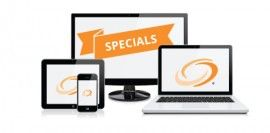 Get the best of TV and Internet for your home at the best price!