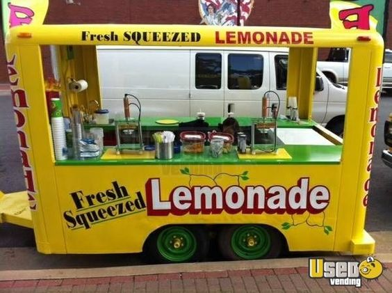 Used Food Trucks For Sale In Oklahoma
