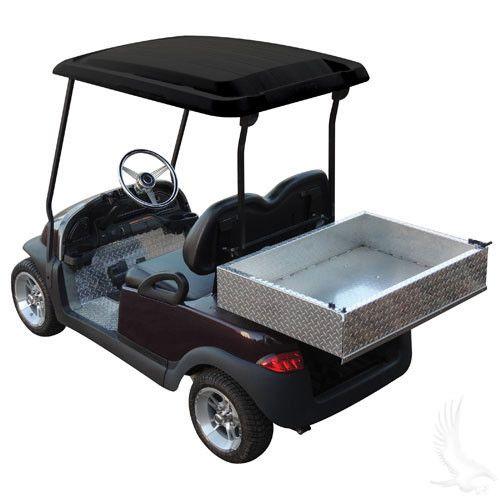 Club Car Precedent Golf Cart Black Canopy Top Roof Golf Carts