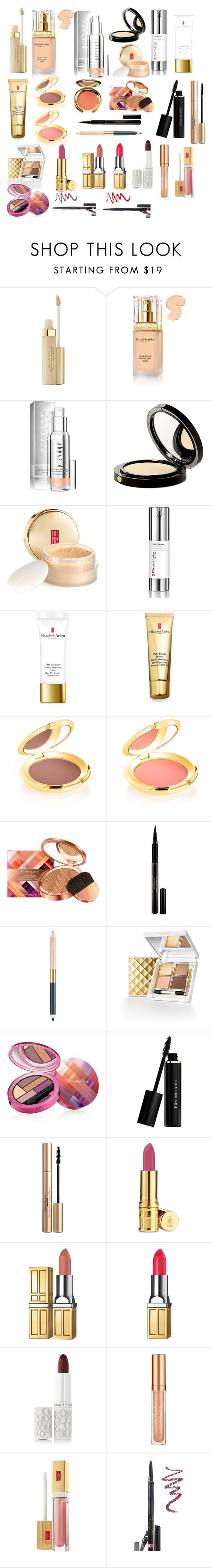 """Elizabeth Arden"" by azra-99 ❤ liked on Polyvore featuring beauty and Elizabeth Arden"