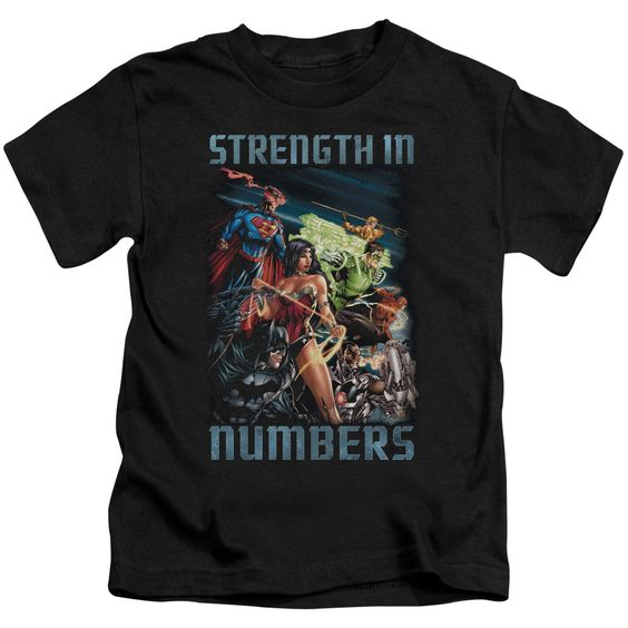Strength In Number