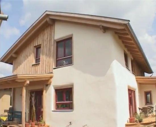 T cnicas de construcci n de casas con balas de paja - Construccion de casas ecologicas ...