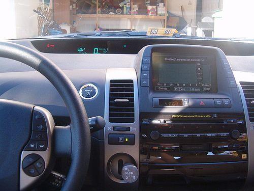 Prius gadgets